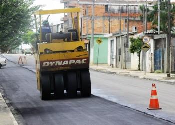 Corredor de ônibus do Jardim Alterópolis é revitalizado
