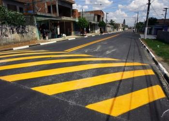Revitalização do corredor de ônibus do Jardim Alterópolis é concluída