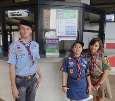 Escoteiros de Suzano iniciam campanha para reciclagem de celulares