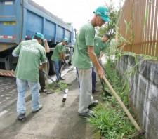 Região 3: Operação Cidade Viva recolhe 300 toneladas de entulho