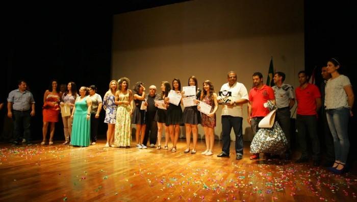 Escola Davi Jorge Cury A Vencedora Da II Gincana Cultural De Educao Trnsito