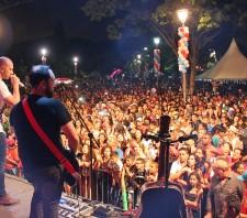 Aniversário de Suzano registra público total de mais de 50 mil pessoas