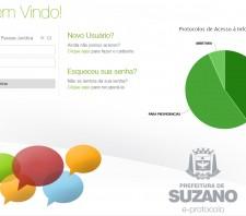 Prefeitura lança portal virtual de acesso à informação e serviços públicos