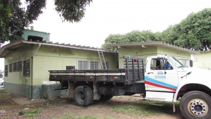Posto de saúde do Parque Maria Helena recebe reparos