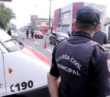 GCM participa de operação conjunta para combate a roubos e contrabando