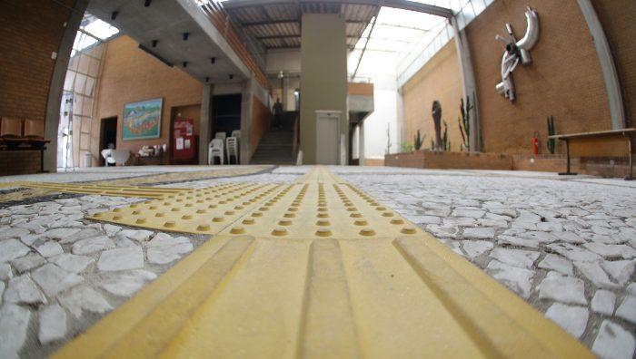 Obras de acessibilidade no Centro Cultural Moriconi serão concluídas neste mês