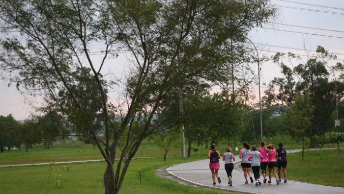 Fundo Social de Suzano recebe apoio do evento Divas Runners
