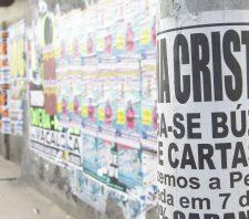 Suzano reforça fiscalização contra publicidade irregular no centro