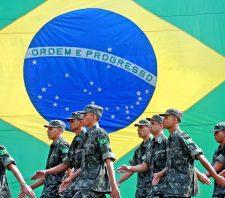 Solenidade no Tiro de Guerra comemora Dia do Exército Brasileiro