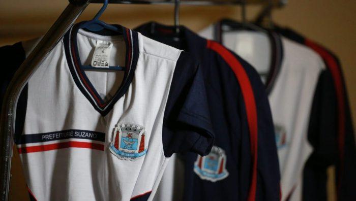 23b7f87193fc3 Suzano apresenta uniformes escolares que começarão a ser entregues no dia 21