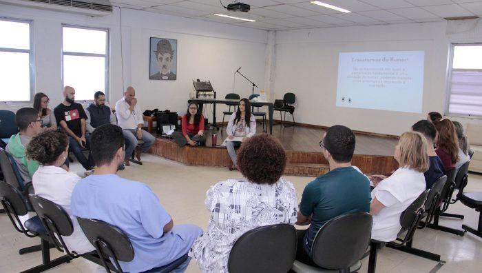 PS realiza capacitação e palestras na 1ª Semana da Enfermagem