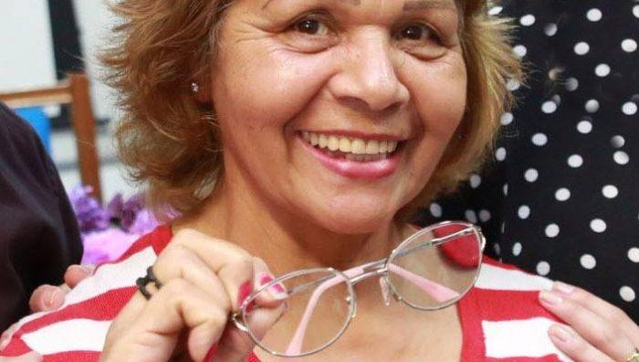 Programa Boa Visão começa entrega de 2,1 mil óculos para melhor idade