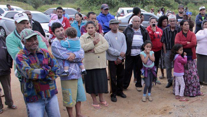 Suzano faz intermediação entre famílias e empresa para evitar reintegração de posse