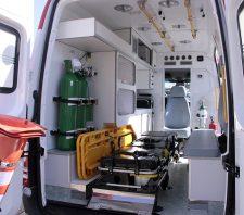 Samu de Suzano recebe duas novas ambulâncias