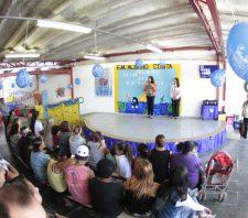 Educação promove exposição em parceria com Rotary Club Sul em escola municipal