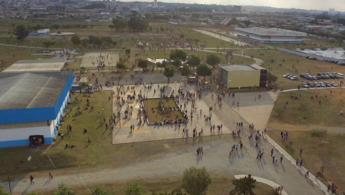 Parque Max Feffer recebe mais de 22 mil pessoas no feriado prolongado