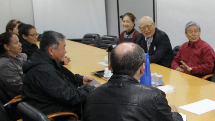 Aulas de sumô em Suzano terão reforço de professor do Japão