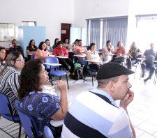 Educadores recebem capacitação para o projeto Boa Energia nas Escolas