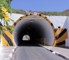 Após revitalização, túnel entre Jardim Maitê e Jardim Luela é reaberto