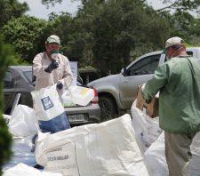 Posto de coleta em Palmeiras recolhe 4,7 mil embalagens de agrotóxicos