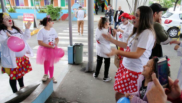 PS Infantil promove atividades em comemoração ao Dia das Crianças