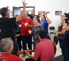 Centro de Convivência da Melhor Idade promove 'Piquenique Musical'