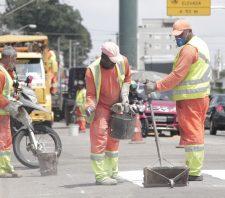 Reforço na sinalização por meio do Movimento Paulista de Segurança no Trânsito chega a 15 vias atendidas