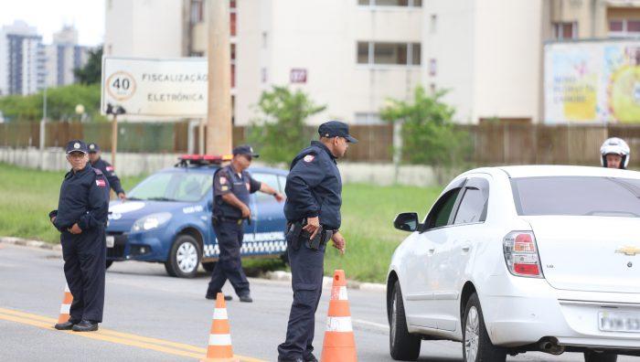 Operação Força Municipal é realizada pela GCM em Suzano
