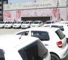 Prefeitura de Suzano recebe da Câmara devolução de 15 veículos e R$ 1,1 milhão