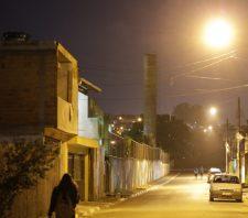Iluminação pública no Miguel Badra Planalto é revitalizada