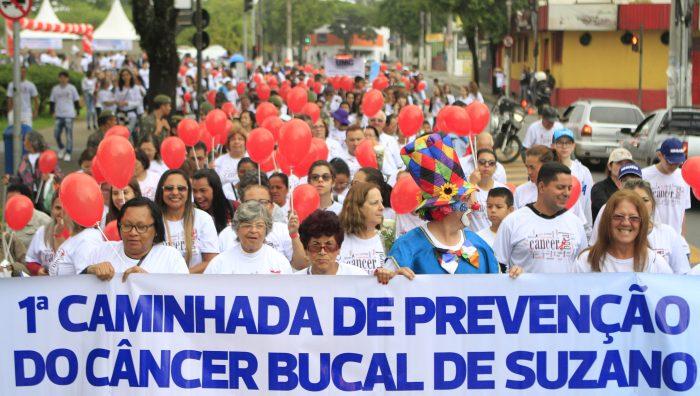2ª Caminhada de Prevenção do Câncer Bucal ocorrerá neste sábado