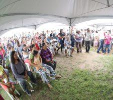 Atividades promovem integração no Jardim Gardênia Azul