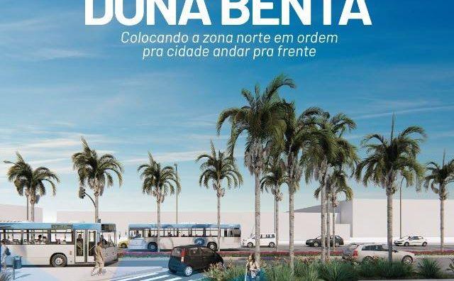 Prefeito de Suzano anuncia obras de revitalização no trevo do Dona Benta