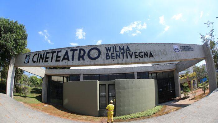 Cineteatro Wilma Bentivegna será inaugurado nesta quinta-feira