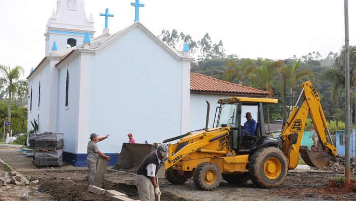 Baruel passa por revitalização para se tornar Centro de Turismo