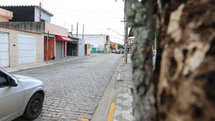 Corredor de ônibus no Jardim Monte Cristo receberá pavimentação asfáltica