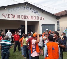 Assistência Social participa de simulação de atendimento a vítimas de calamidades
