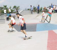 Suzano Skate Park completa um mês e já tem 300 usuários cadastrados