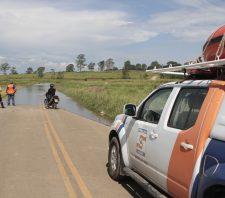 Suzano solicita ao DER alteamento e recapeamento na estrada da Duchen