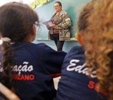 Suzano participará de estudo nacional sobre qualidade da educação infantil