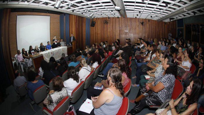 Lançamento do VII Curso Promotoras Legais reúne mais de cem mulheres