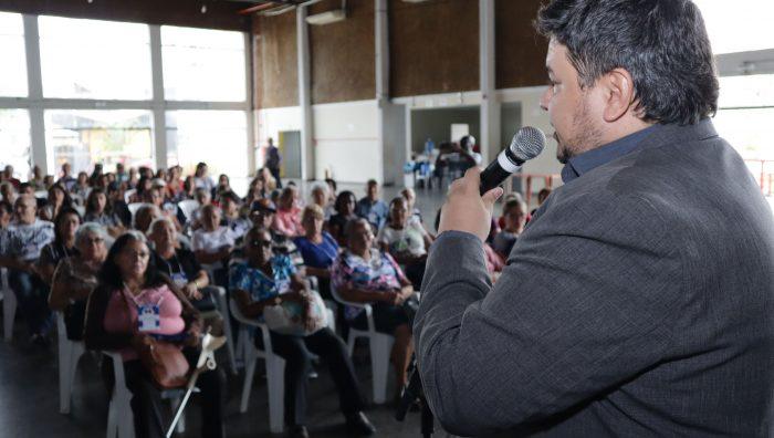 Suzano realiza 5ª Conferência Municipal dos Direitos da Pessoa Idosa