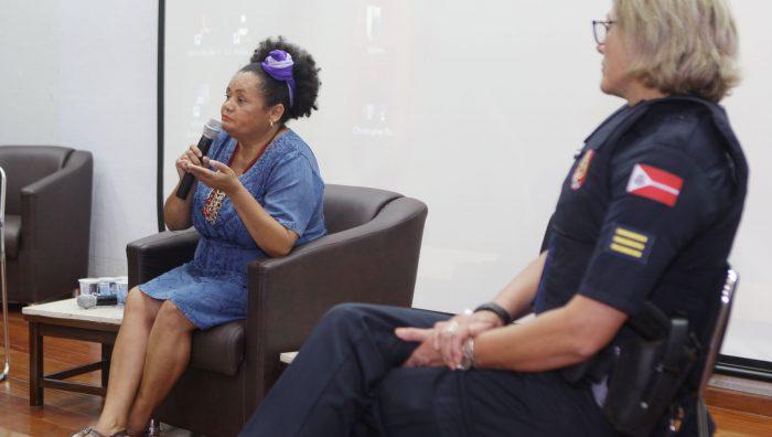 Representatividade da mulher negra é debatida no Cineteatro