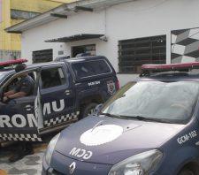Equipes da GCM de Suzano atendem a três flagrantes em seis horas