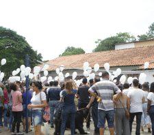 Prefeito de Suzano acompanha trabalho de apoio na Escola Estadual Raul Brasil