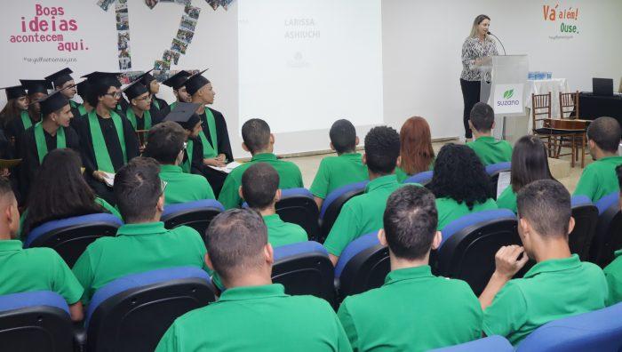Prefeitura de Suzano participa da formatura do projeto Formare Aprendiz
