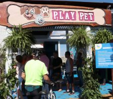 Suzano ganha espaço público para exercícios e treinamentos de cães