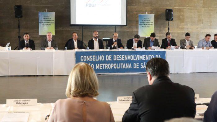 Suzano participa de encontro do Conselho de Desenvolvimento da Região Metropolitana