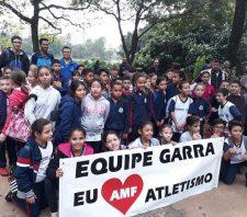 Equipe de Suzano vence Corrida Infantil do Parque da Aclimação