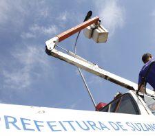 Suzano garante liberação do DER para reparos na iluminação pública da Índio Tibiriçá